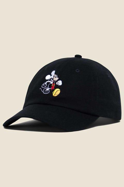 HERSCHEL SUPPLY CO. x Disney Sylas Classic Mickey Mouse Black