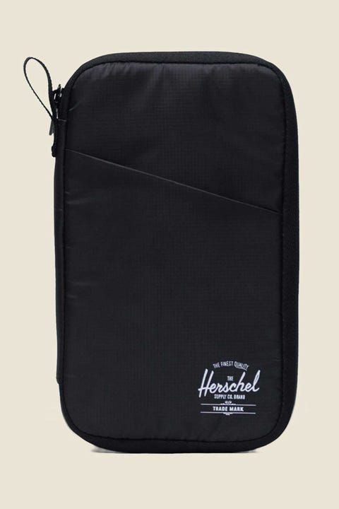 Herschel Supply Co. Travel Wallet Black