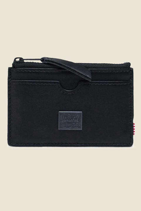 Herschel Supply Co. Oscar Leather Black