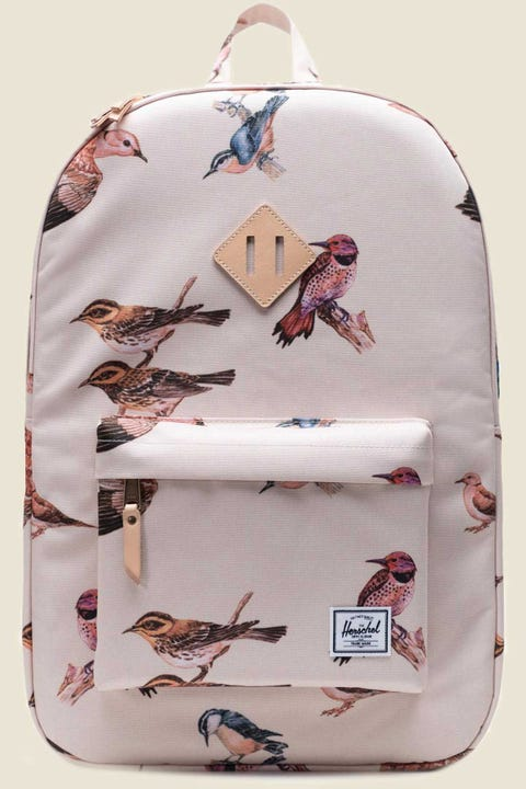 Herschel Supply Co. Heritage Birds Of Herschel Natural