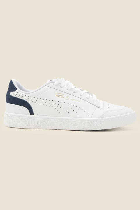Puma Ralph Sampson Lo Perf Colorblock White/Peacoat