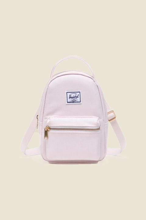 HERSCHEL SUPPLY CO. Nova Crossbody Rosewater Pastel