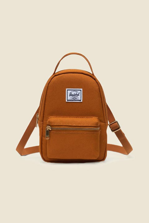 HERSCHEL SUPPLY CO. Nova Crossbody Pumpkin Spice