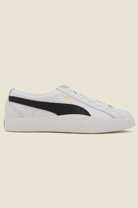 Puma Womens Love White/Black