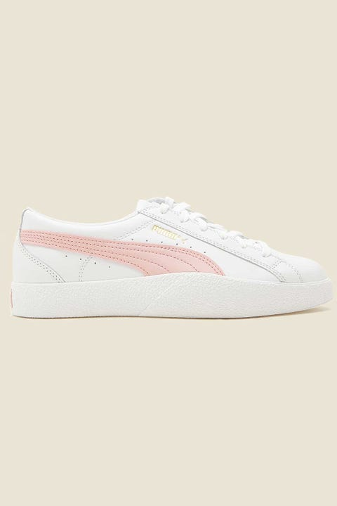 Puma Womens Love White/Pink