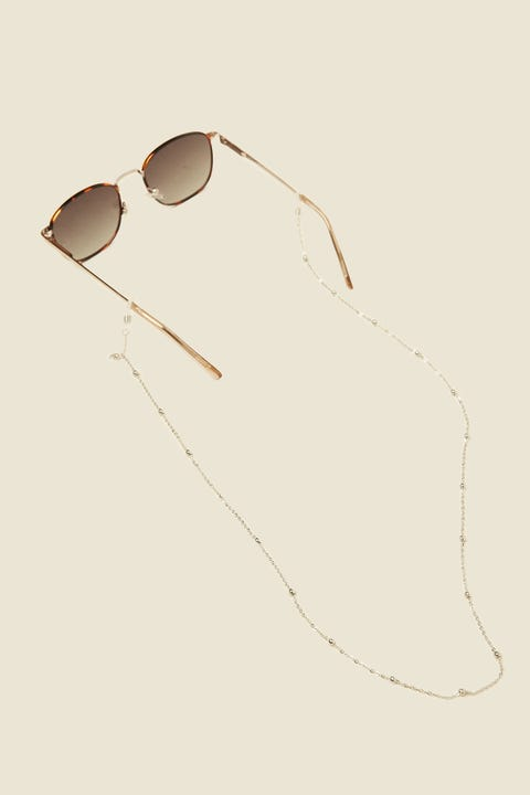 TOKEN Glasses Ball Chain Silver