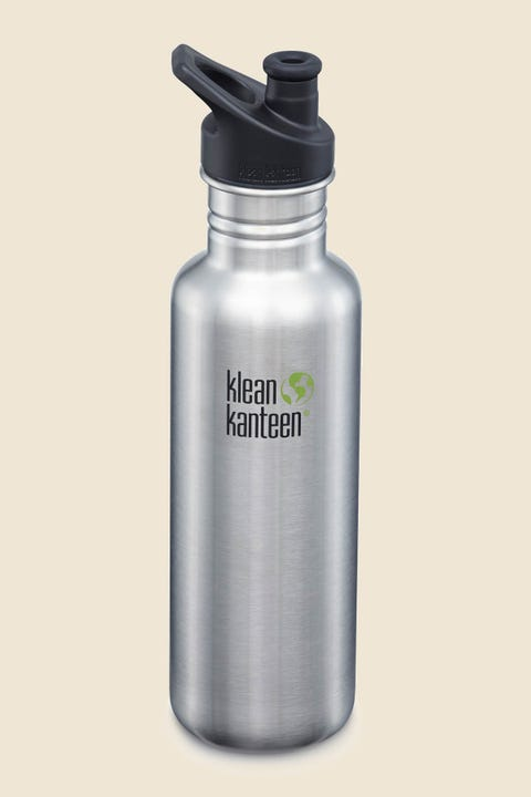 Classic Sport Cap 27oz Bottle Brushed Stainless