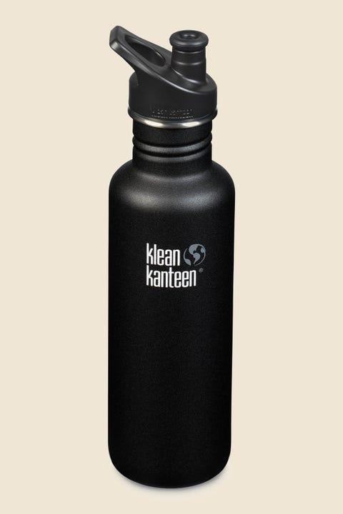 Classic Sport Cap 27oz Bottle Shale Black