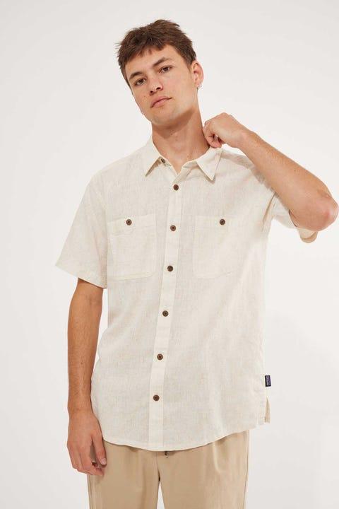 Patagonia M's Back Step Shirt Pumice