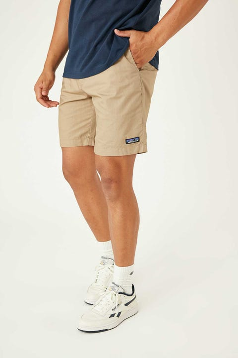 Patagonia M's Lightweight All-Wear Hemp Short Mojave Khaki