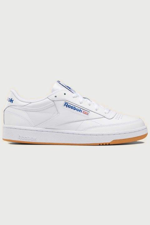 Reebok Club C 85 White/Royal/Gum