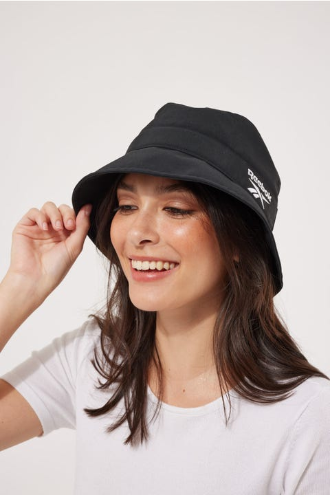 Reebok CL FO Bucket Hat Black