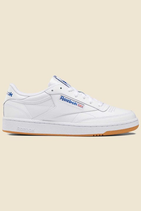 Reebok Club C 85 White/Royal Gum