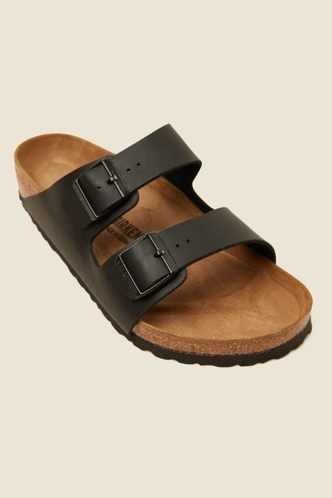 BIRKENSTOCK Mens Arizona BF Black