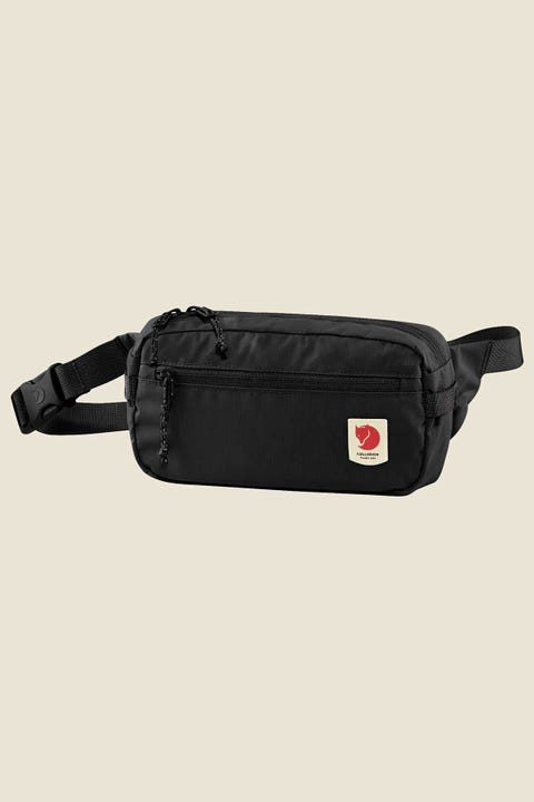 Fjallraven High Coast Hip Pack Black
