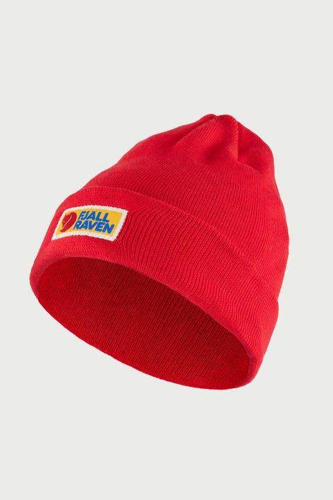 Fjallraven Vardag Classic Beanie True Red