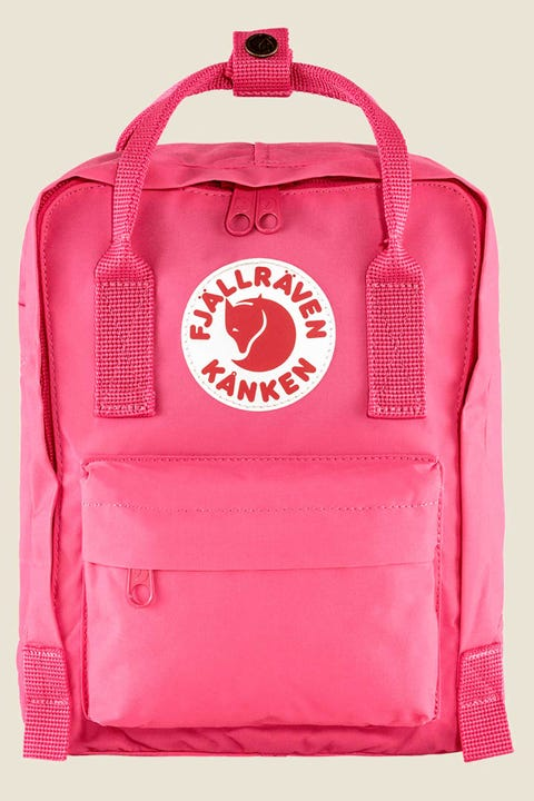 Fjallraven Kanken Mini Flamingo Pink
