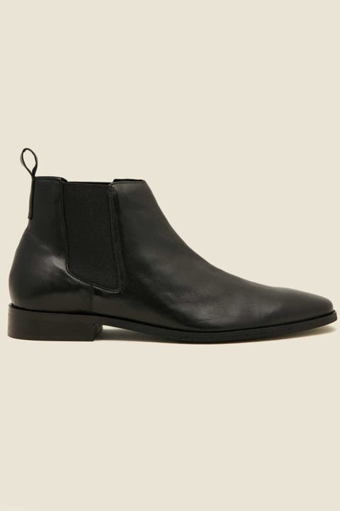 URGE Chester Chelsea Boot Black