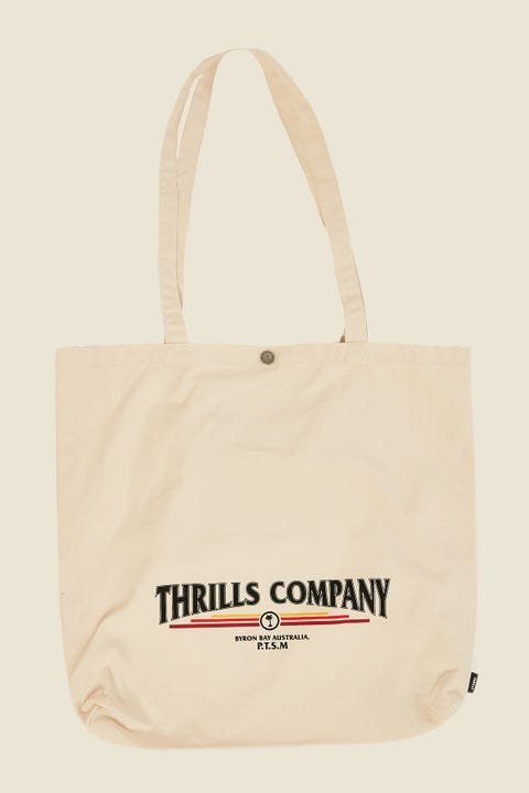 THRILLS Redline Tote Natural