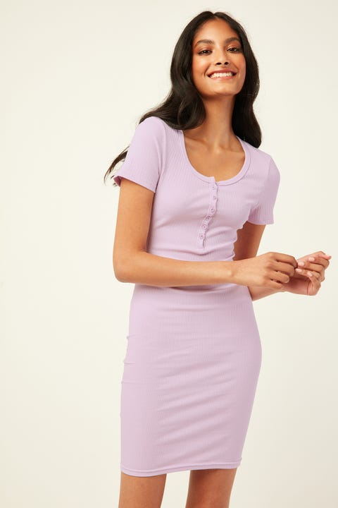 L&t Devon Dress Purple