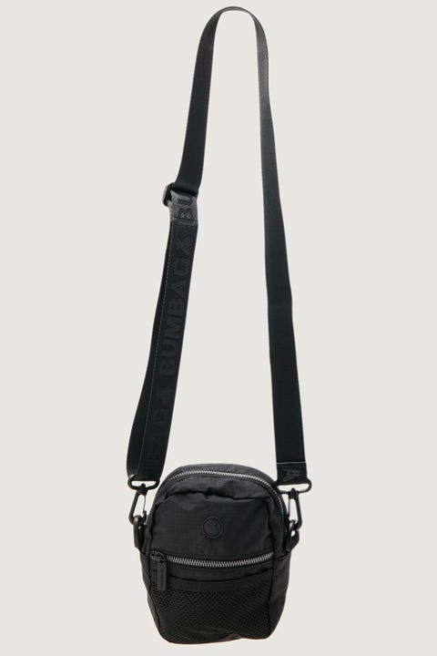 Bumbag Co Compact Shoulder Bag Staple Black