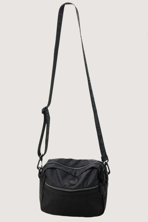Bumbag Co Compact XL Shoulder Bag Staple Black