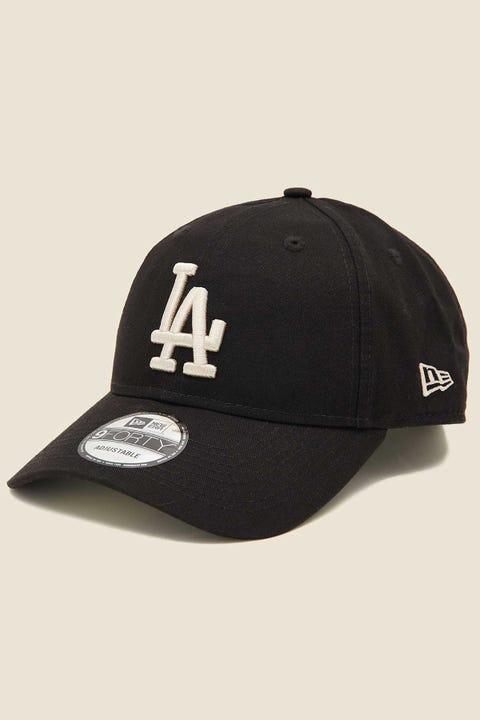 NEW ERA 940 LA Dodgers Washed Black/Stone