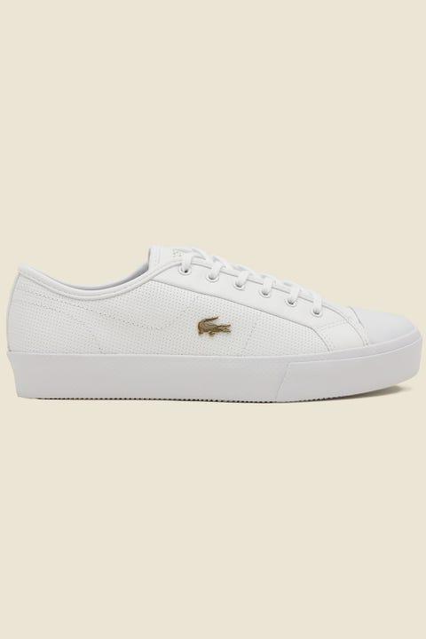 LACOSTE Ziane Plus Grand 01201 CFA White/Gold