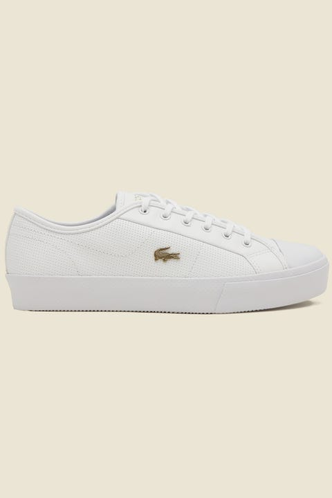 Lacoste Ziane Plus Grand 01201 CFA White/Gold