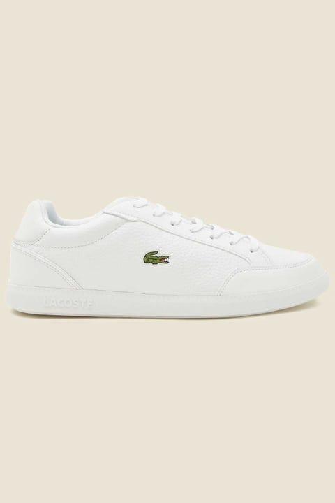 Lacoste Graduate Cap 0120 1 SFA White/White