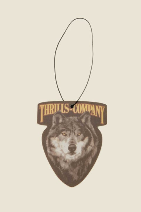 Thrills Wolf Car Freshener
