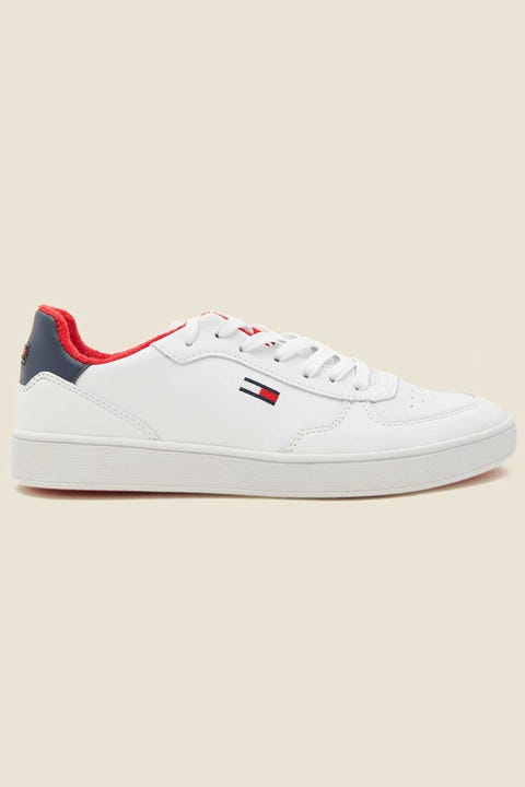 Tommy Jeans Tommy Jeans Cupsole Sneaker Red White Blue