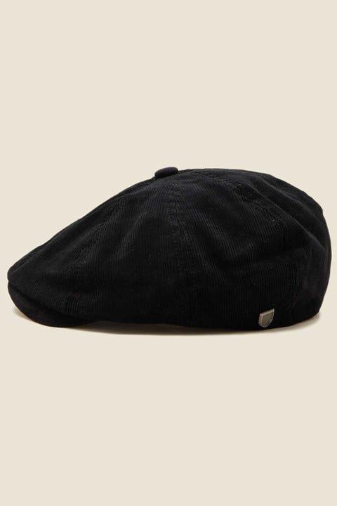 BRIXTON x Strummer Brood Snap Cap Black Cord