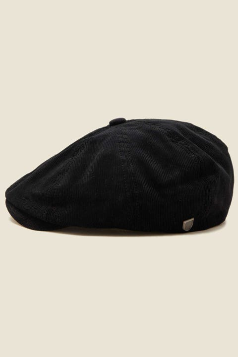 BRIXTON x Strummer Brood Snap Cap Black Cord