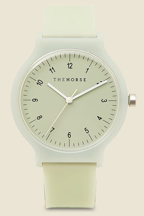 The Horse The Blockout Watch Sage Green Sage Green