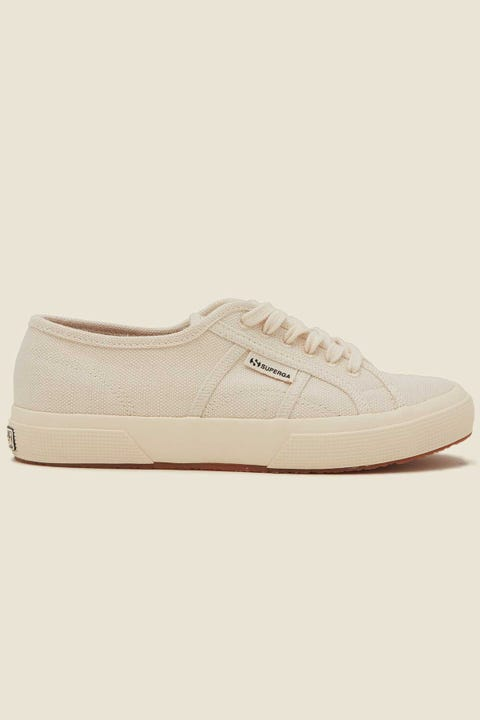 SUPERGA 2750 Organic Cotton Hemp Natural Beige Natural Beige