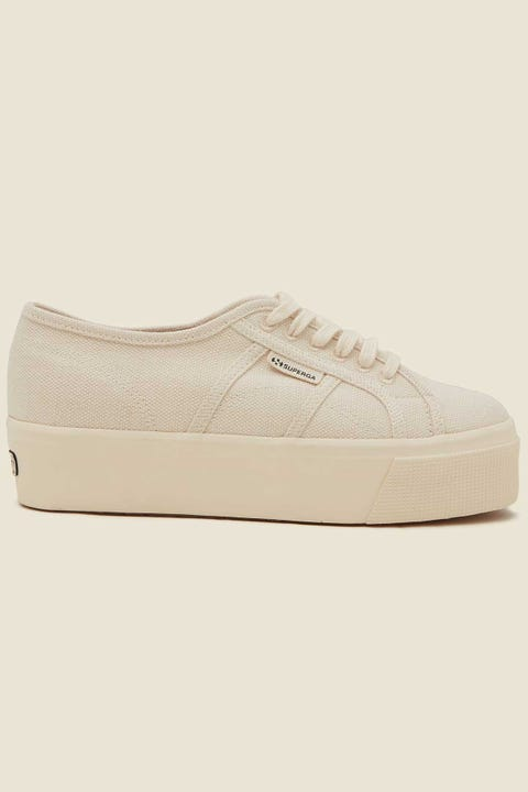 SUPERGA 2790 Organic Cotton Hemp Natural Beige Natural Beige