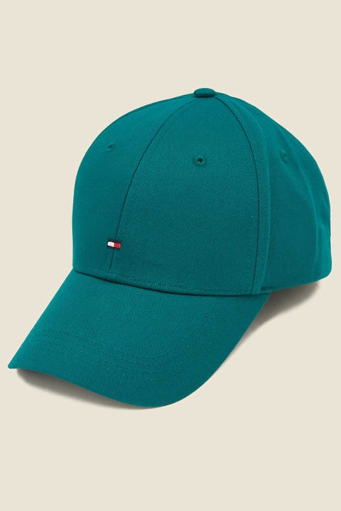TOMMY JEANS BB Cap Emerald