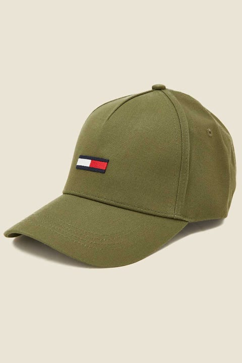 TOMMY JEANS Flag Cap Cypress