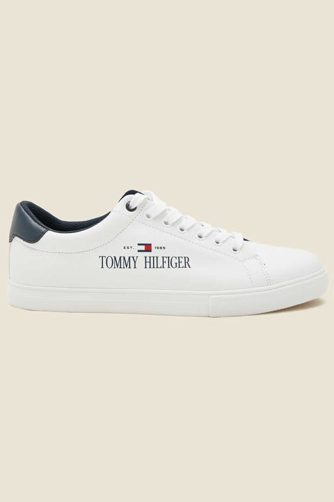 Tommy Jeans Corporate Sneaker White