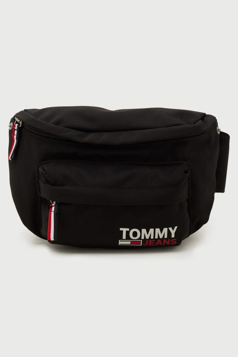 Tommy Jeans Campus Boy Bumbag Black