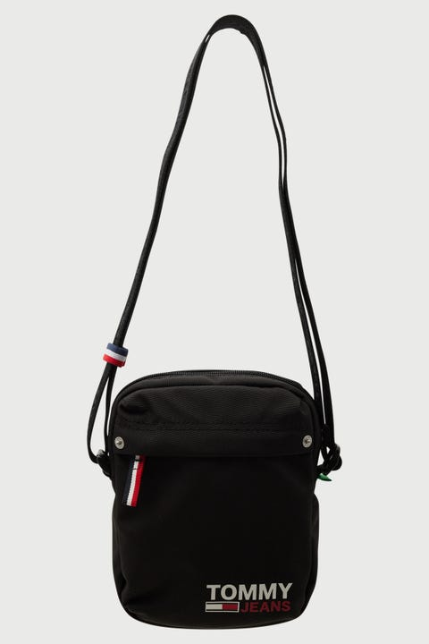 Tommy Jeans Campus Boy Reporter Black
