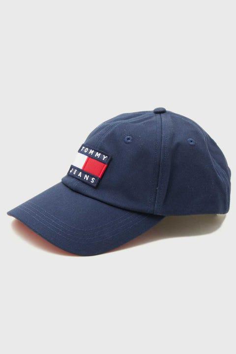 Tommy Jeans Heritage Cap Twilight Navy