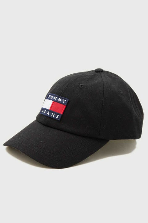 Tommy Jeans Heritage Cap Black