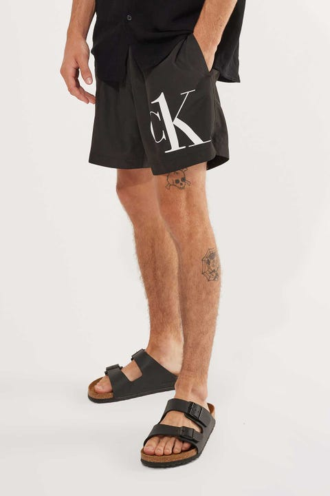 Calvin Klein CK One Medium Swim Short Black