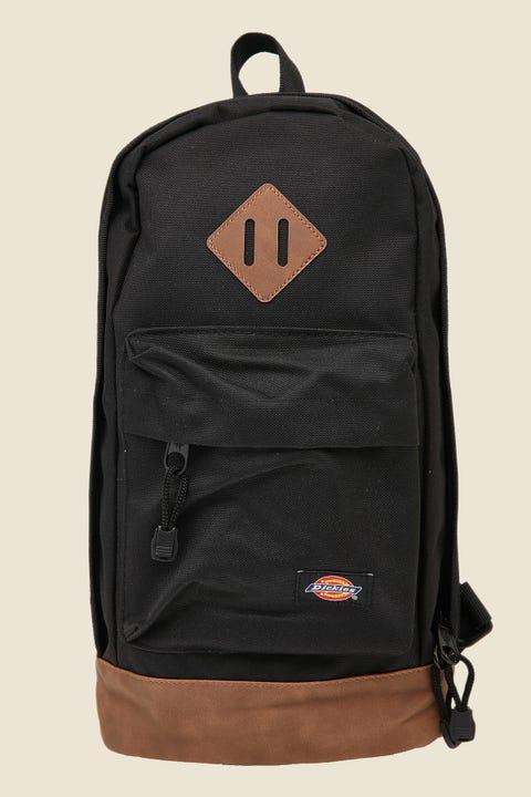 DICKIES Single Strap Backpack Black