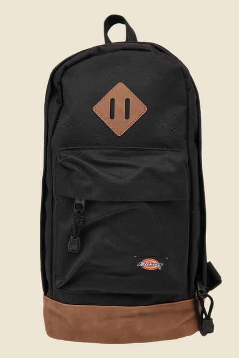 Dickies Single Strap Backpack Black