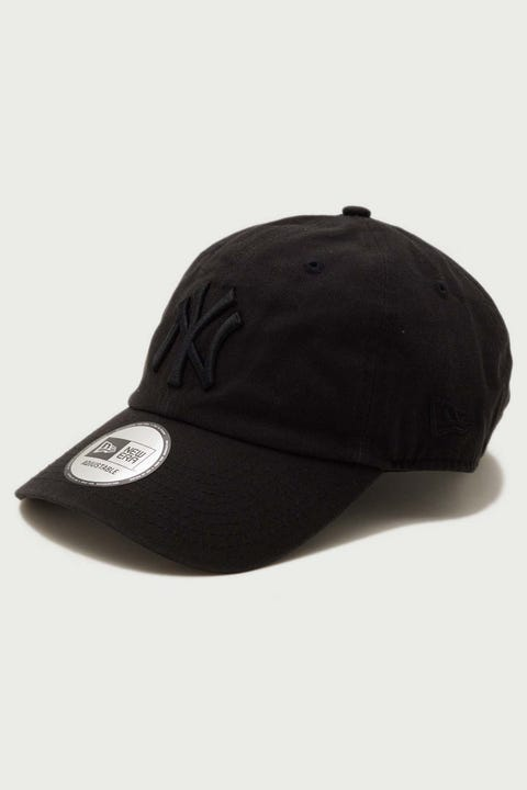 New Era Casual Classic NY Yankees Washed Black