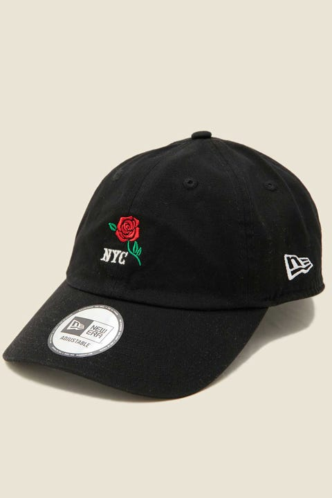 NEW ERA Casual Classic NYC Rose Black