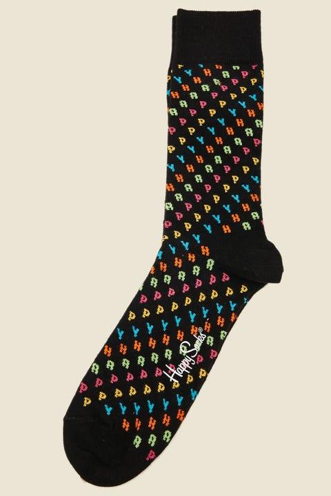 HAPPY SOCKS Happy Sock Black/Multi